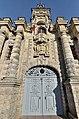Saint-Amand-les-Eaux (Nord) - Abbaye de Saint-Amand - Anciens pavillons d'entrée - Echevinage (détail) - 43329132852.jpg