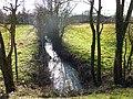 Saint-maurice-sur-aveyron--ru de dorlot-jan. 2014-aval.JPG