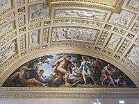 Salle de Diane (Louvre) - Hercule obtenant de Diane la biche aux cornes d'or.jpg