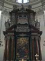 Salzburgo. Catedral. Retablo del altar mayor.JPG