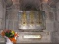 San Benedetto sulla Loira reliquie del Santo nella cripta.jpg