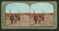 San Francisco disaster, victims leaving town with bag and baggage, from Robert N. Dennis collection of stereoscopic views.png