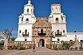 San Xavier del Bac Mission, Tucson, Arizona.jpg