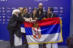 Sanja Ilić & Balkanika (3) 20180510 EuroVisionary.jpg