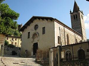 Soave, Veneto - Santa Maria dei Domenicani.