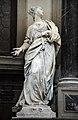 Santa Maria dei Carmini (Venice) - Altare della Scuola dei Carmini - La Verginità - Antonio Corradini.jpg