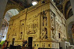 Santuario De La Santa Casa Wikipedia La Enciclopedia Libre