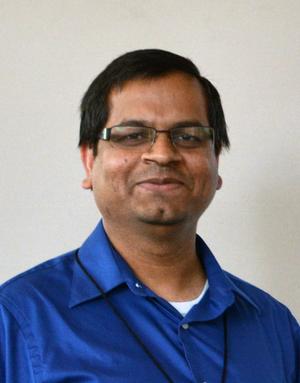 Saraju Mohanty - Prof. Saraju Mohanty in 2012