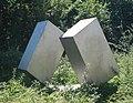 Sassenheim kunstwerk twee blokken.jpg