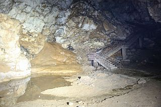 Satsurblia Cave Cave and archaeological site in Georgia