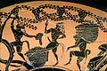 Satyres dans le cortège de Dionysos (musée du cabinet des médailles, BNF) (6710221755).jpg