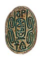 Scarabs with the Name of the Hyksos King Sheshi MET 30.8.462 bottom.jpg