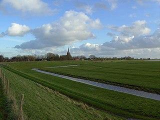 Drechterland Municipality in North Holland, Netherlands