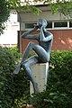 Schleswig-Holstein, Meldorf, Skulptur von Karlheinz Goedtke NIK 9235.jpg