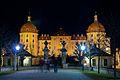 Schloss Moritzburg, nachts.JPG
