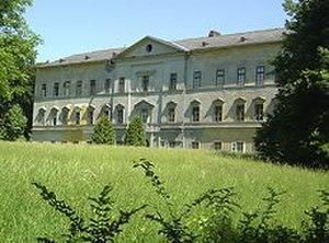 Aschach an der Donau - Image: Schloss Südseite