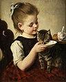 Schutze Girl Cat Hampel-95045009.jpg