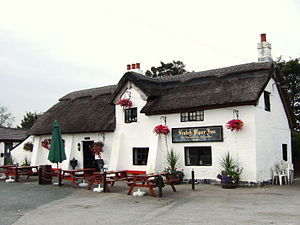 Lydiate - Scotch Piper Inn, est. 1320, is reputed to be the oldest inn in Lancashire.