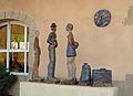 Sculpture en gare de L'Hôpital (Moselle).jpg