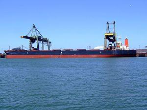 Sea Pull - IMO 9324112 - Callsign 3EIA6 , Mississippi harbour, Port of Rotterdam, Holland 20-Jun-2007.jpg