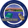 Official seal of Yolo County, California