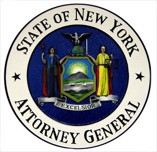 Seal of the Attorney General of New York