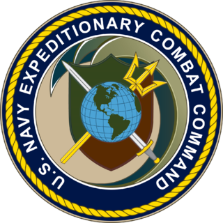 Navy Expeditionary Combat Command the single functional command that centrally manages readiness, resources, manning, training and equipping of the United States Navy