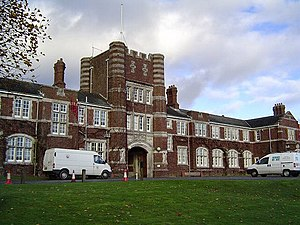 Seale-Hayne College - Seale-Hayne College