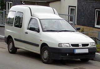 SEAT Inca Motor vehicle