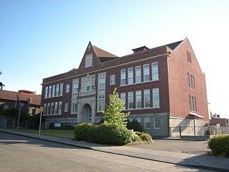 Rainier Beach, Seattle - Emerson Elementary School