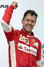 Sebastian Vettel (2015)