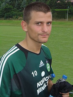 Sébastien Mazure Footballer