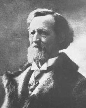 "Charles ""Buffalo"" Jones - Undated photograph of ""Buffalo"" Jones"