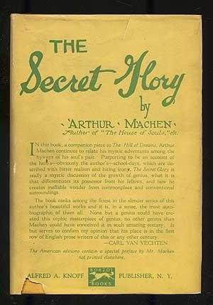 Secret Glory 1922