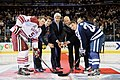 Secretary Kerry Drops Puck at Harvard-Yale Hockey Game (11899657786).jpg
