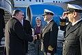 Secretary Pompeo Arrives at Keflavik Air Base (47049790002).jpg