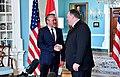 Secretary Pompeo Shakes Hands With Danish Foreign Minister Samuelsen (42349217571).jpg