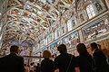 Secretary Pompeo Visits the Sistine Chapel (48840387541).jpg