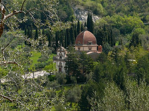 Santuario della Madonna della Carità, Seggiano