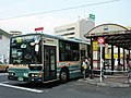 Seibu Bus A4-719 at Kiyose Station South Exit.jpg