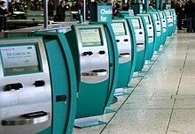 Airport Check In Wikipedia
