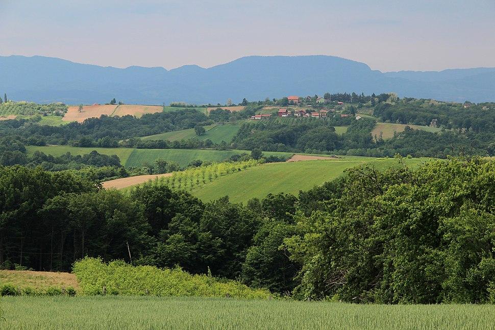 Selo Rabas - opština Valjevo - zapadna Srbija - Panorama 10