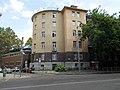 Semmelweis Egyetem, Belső Klinikai Tömb, Üllői út Szentkirályi utca sarok, 2017 Józsefváros.jpg