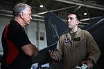 Senator receives look inside combat aircraft, meets local Marines 150529-M-RH401-025.jpg