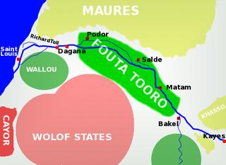 Imamate of Futa Toro