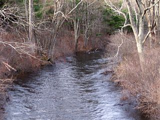 Seven Mile River (East Brookfield River tributary) river in the United States of America