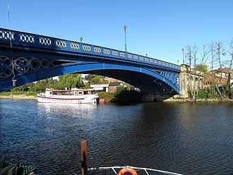 Stourport-on-Severn - Stourport Road Bridge