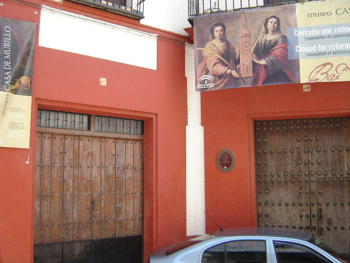 Casa de murillo wikipedia la enciclopedia libre for La casa de las cocinas sevilla