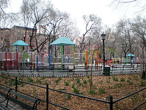 Seward Park (Manhattan) - Image: Seward Park, NYC (WTM sheila 0017)