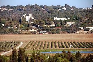 Shaar HaAmakim Place in Haifa, Israel
